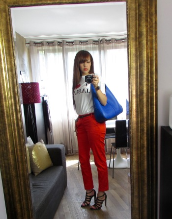 Red pants 4